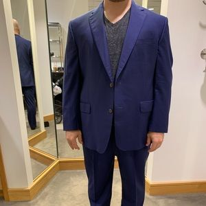 David Donahue Mens Suit